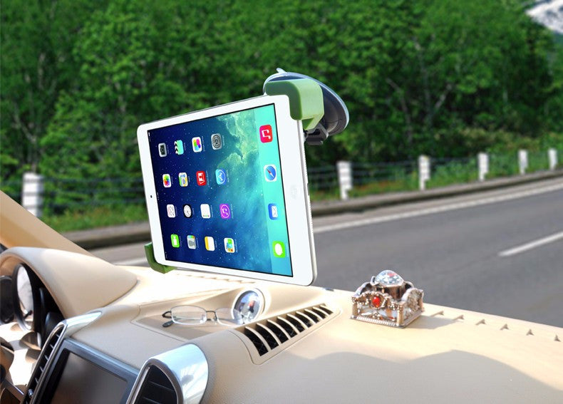 "Universal windshield Car Tablet PC stand 360 Holder for 7  10.1 11 inch tablet suitable for 9.7"" ipad Air ipad mini"