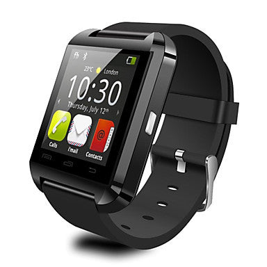 Smart Watch U8 Headphone Bluetooth Speaker mp3 for Android&IOS wearable devices electronics GPS tracker by Pandaoo Crazy Deals