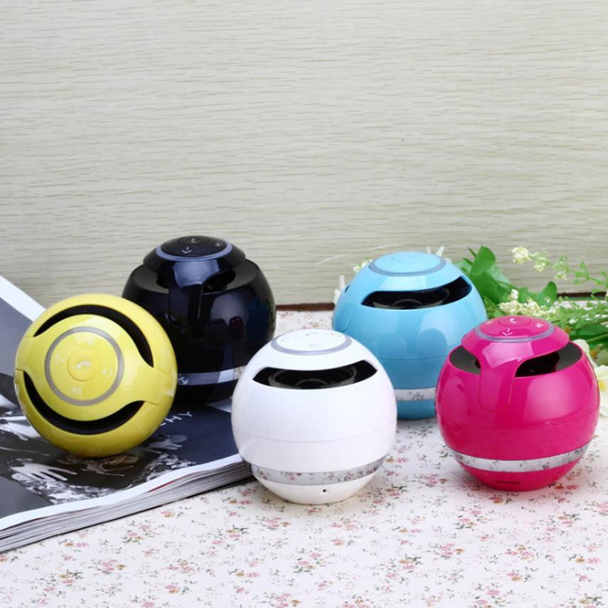 luxury Globe Wireless Bluetooth Speaker