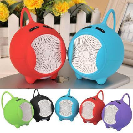Bubble Buddy Waterproof Wireless Bluetooth Speaker