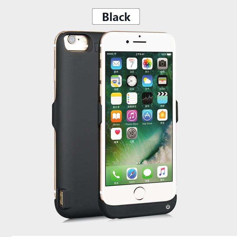 Battery Charger Case for iPhone 7