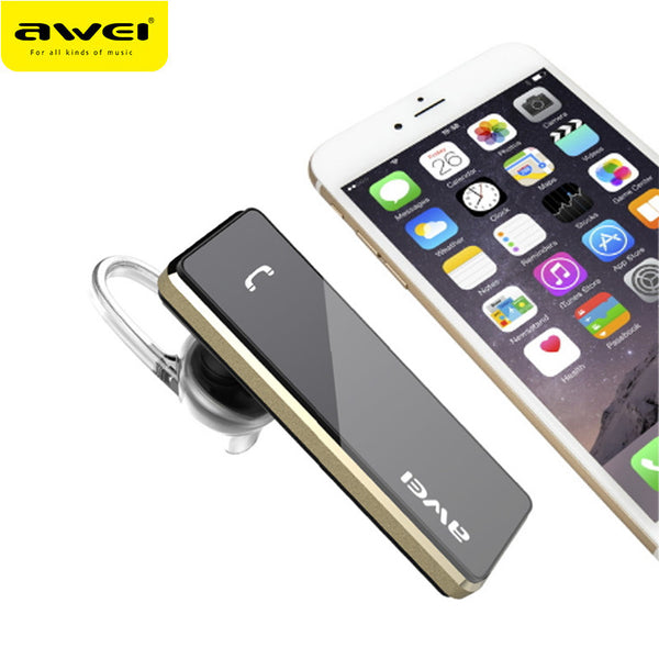 AWEI A850BL Bluetooth Earphone Stereo Headset