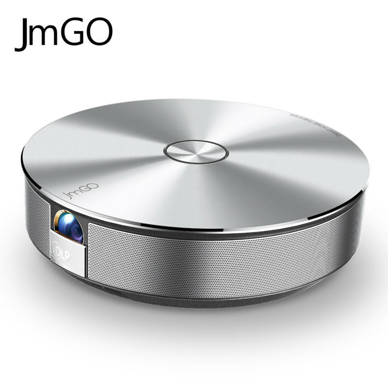 Android Airplay For Smart Phone,Bluetooth, USB Video, Wifi  Mini Portable Intelligent Projector