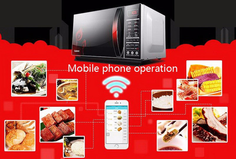 Household /  Microwave Smart APP/Mobile phone operation/800W high power /tb251016