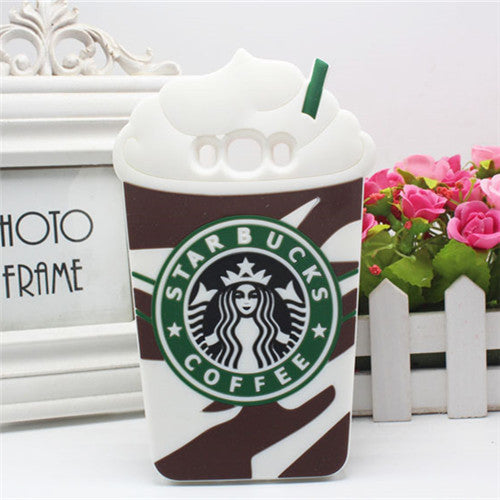 Samsung Galaxy 3D Starbuck Coffee Cup Case for 2016 J5 J7
