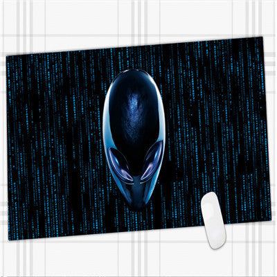 Rubber oversize Mouse Pad Mat  Large XL Size Game Mouse Pad