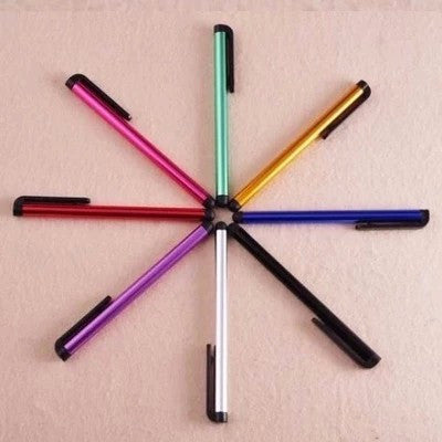 Colorful Stylus Touch Screen Pen for iPhone 5 4S iPad 3/2 iPod Touch Smart Phone Tablet PC Universal