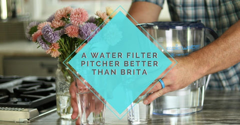 A Water Filter Pitcher Better Than Brita