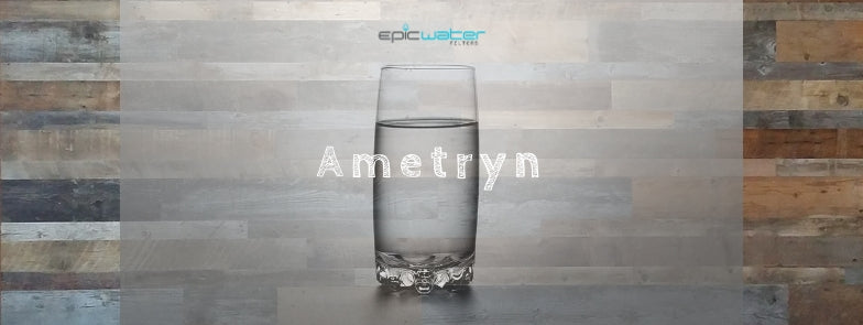 Ametryn Water Filter Drinking Tap