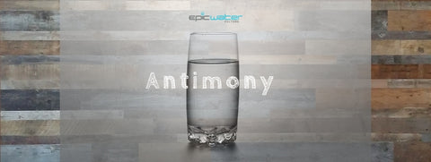 Best Water Filter for Antimony