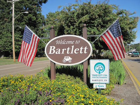 Bartlett Tennessee Water Quality Report