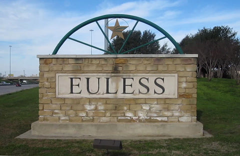 Euless Texas Drinking Water Quality Report Lead Chlorine Radiological Radium PFOA PFAS PFC Fluoride