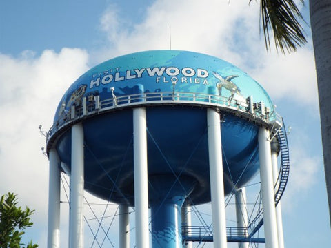 Hollywood Florida FL Water H2o Quality Testing Report State Fluoride Lead Filter