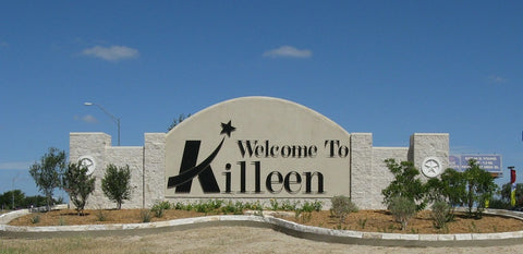 Killeen Texas Water Quality Report Lead Chlorine Fluoride