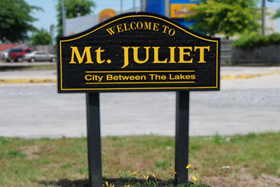 Mt. Juliet, Tennessee Water Quality Report