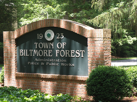 biltmore forest nc water testing reports fluoride lead