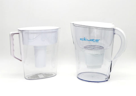 brita water filter pitcher vs fluoride lead chromium pfc pfoa pfos pfas chlorine chloramines
