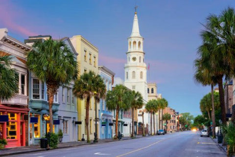 Charleston, South Carolina Water Quality Report