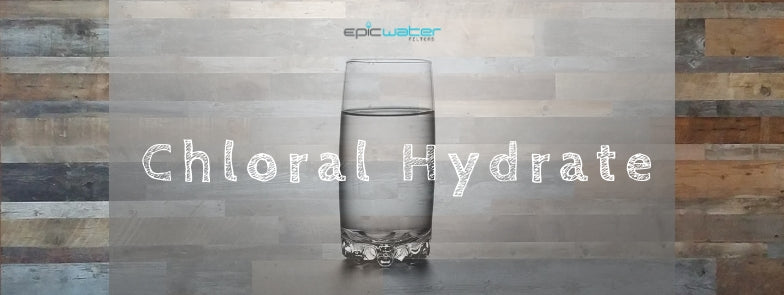Chloral Hydrate Water Filter Drinking Tap