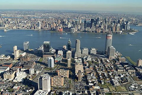 Jersey City New Jersey Tap Drinking Water Quality Report