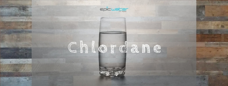 Chlordane Drinking Water Filter
