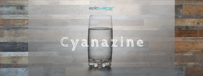 Cyanazine Water Filter