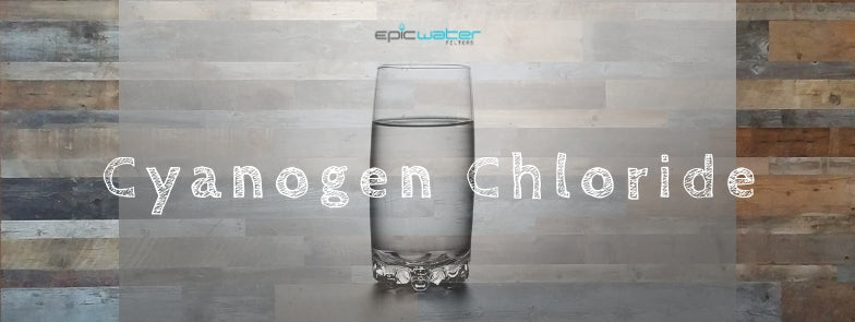 Cyanogen Chloride Water Filter