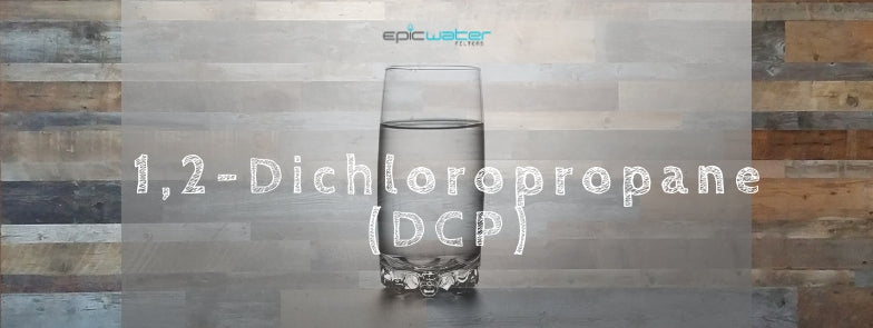 1,2-Dichloropropane (DCP) Water Filter