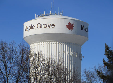 Maple Grove Water Quality Report Lead Chlorine Fluoride