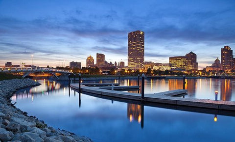 milwaukee drinking tap water quality lead