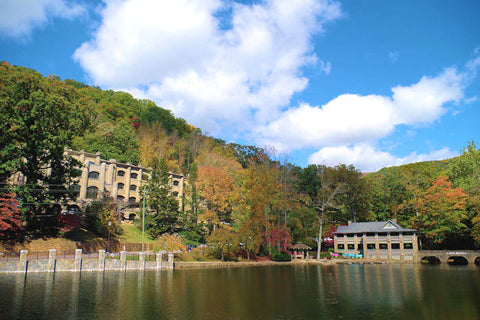 montreat nc water testing reports lead fluoride cancer