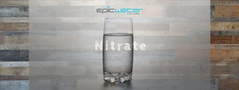 nitrate water filter drinking tap filtering safe to drink