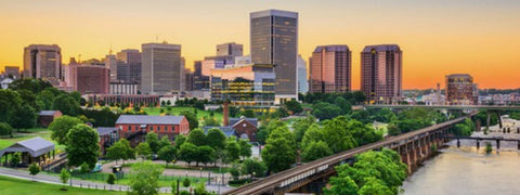Richmond, Virginia Water Quality Report