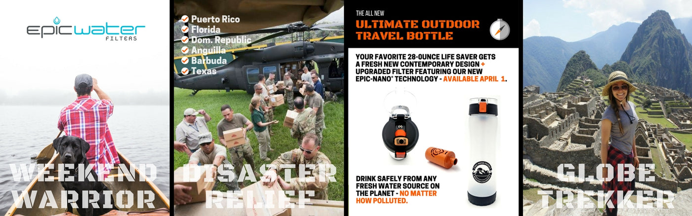 Epic Water Filters American Made Certified Against Nsf