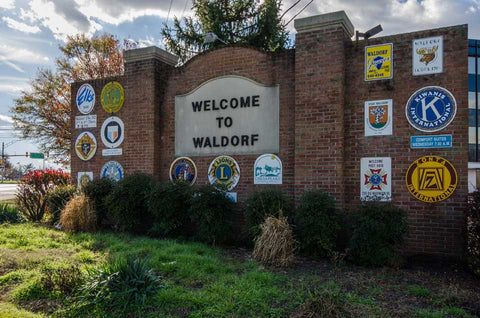 waldorf charles county maryland md drinking tap water chlorine fluoride