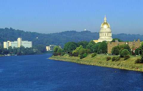 Charleston West Virginia Drinking Tap Water Quality Lead Fluoride PFC Safe to Drink