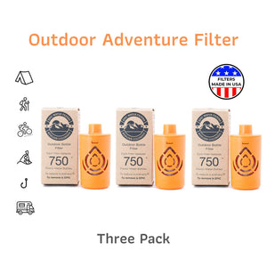 Outdoor Adventure Filter | Multi-Packs
