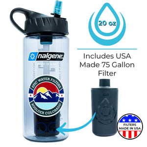 Epic Nalgene OG Slim | 20 oz