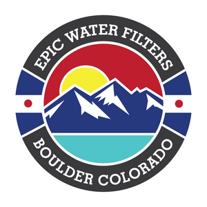 Epic Water Filters Logo Sticker