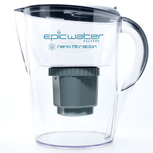 Epic Nano Water Filter Pitcher | Removes Virus