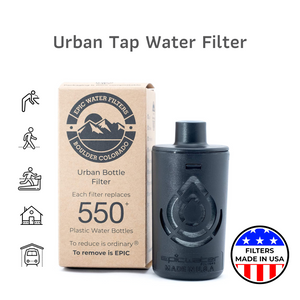 Urban Bottle Filter Replacement