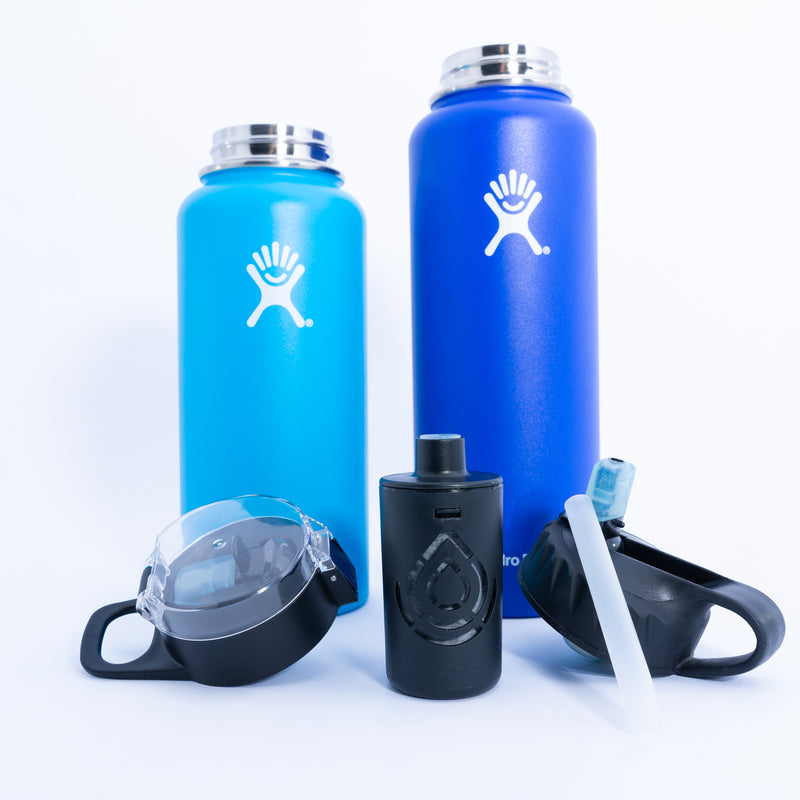 THE ANSWER | HYDRO FLASK Compatible Water Bottle Filter System