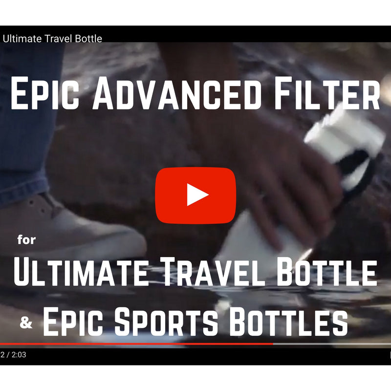 Epic Advanced Replacement Filter - Epic Water Filters