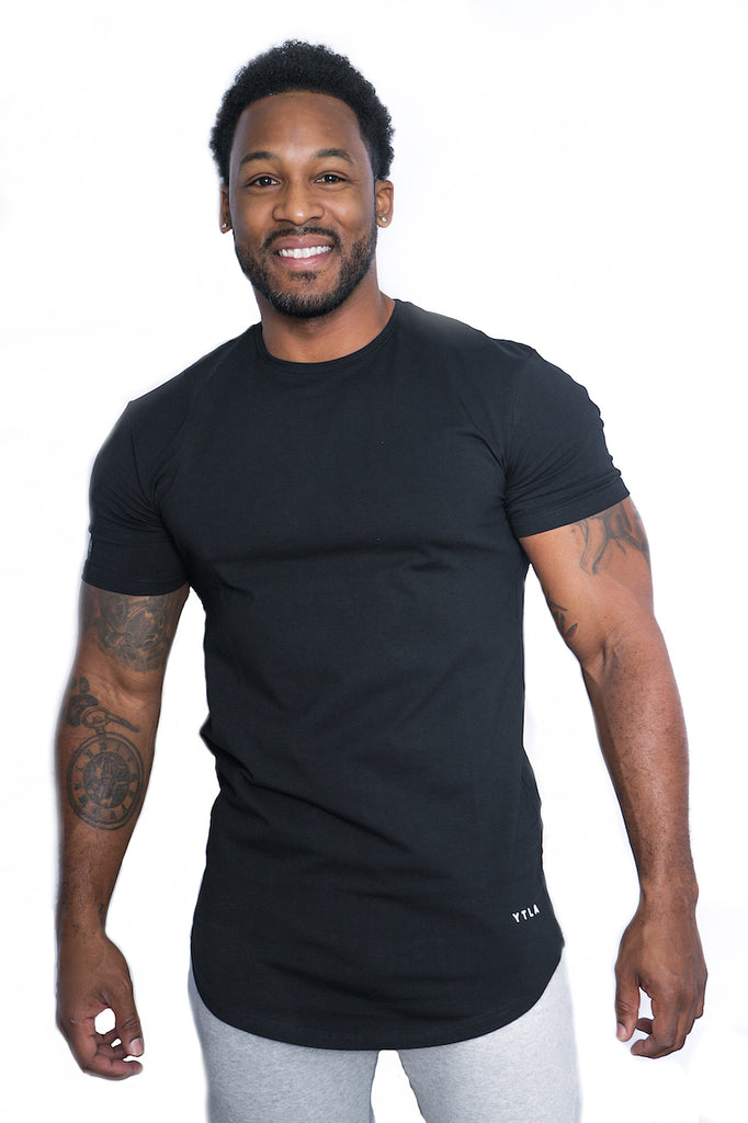 YTLA Performance T-Shirt- Black