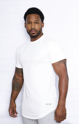 YTLA Performance T-Shirt- White