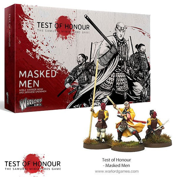 Test of Honour: Masked Men