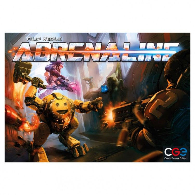 Adrenaline Board Game