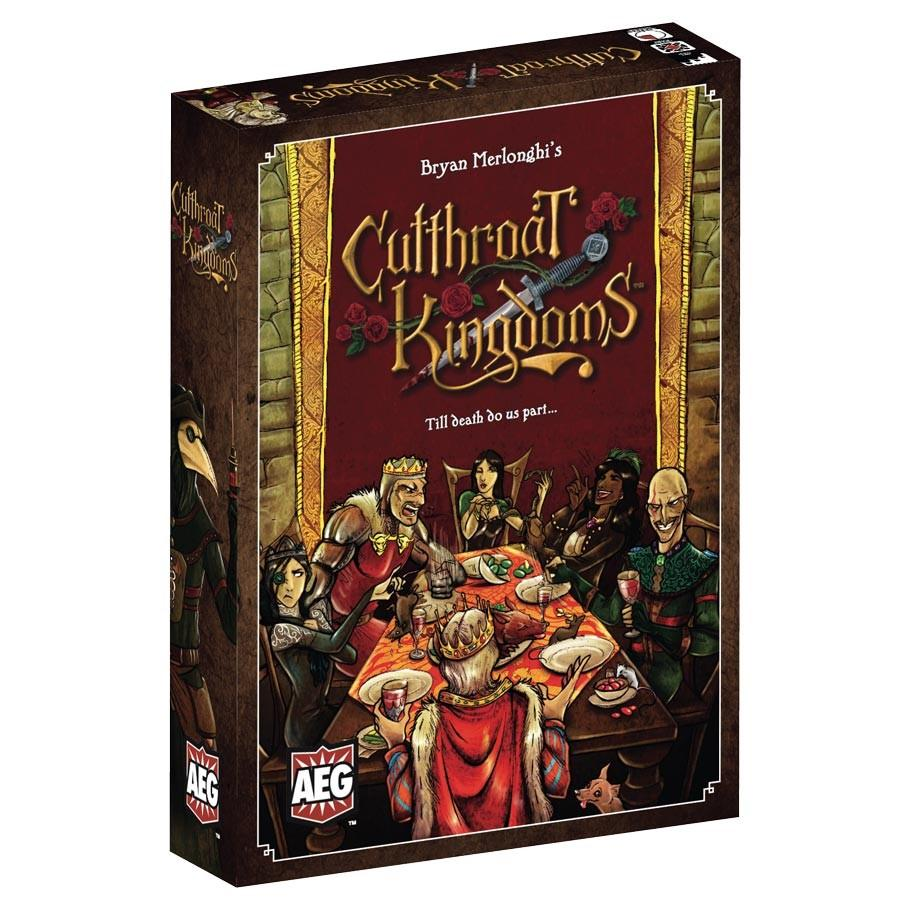 Cutthroat Kingdoms Card Game