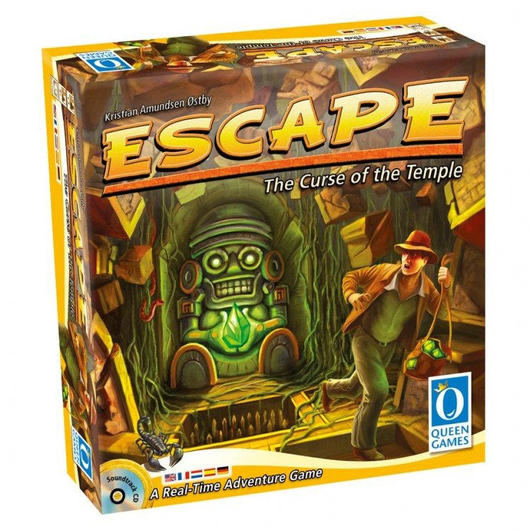Escape: The Curse of the Temple Box