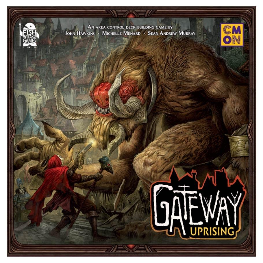 Gateway: Uprising Board Game